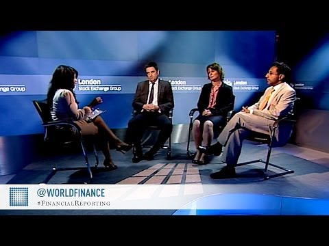 Financial reporting debate: 'utopia isn't achievable' | World Finance Videos