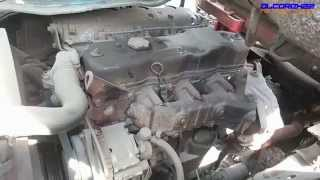 Isuzu 4BE1 Engine View