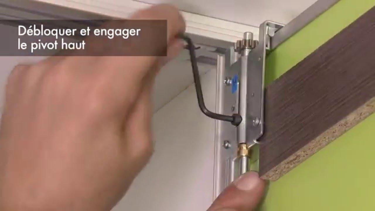Iliko Video Montage Porte De Placard Pliante Youtube