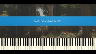 Download lagu Song from a secret garden - Rolf Lovland (Piano Tutorial)