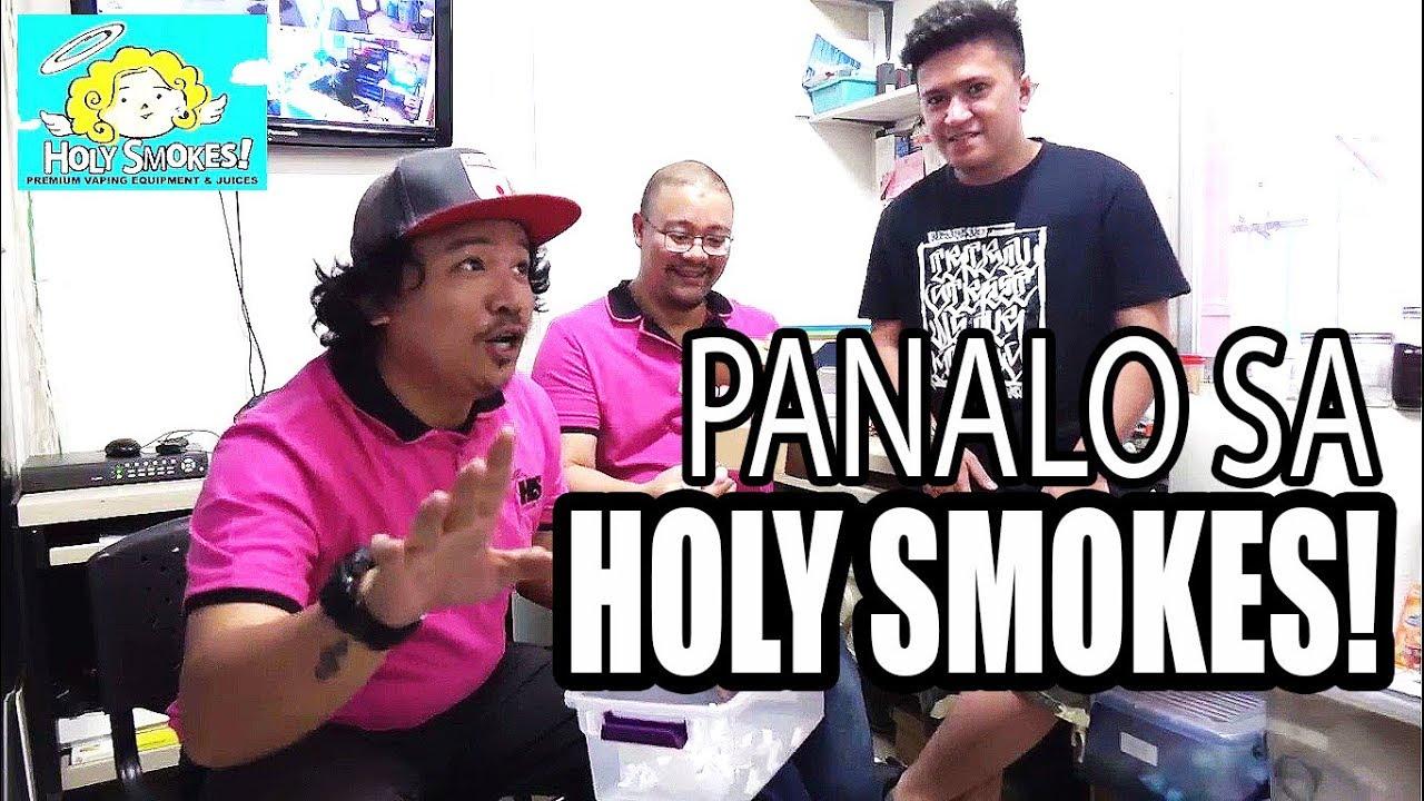 PANALO SA HOLY SMOKES!