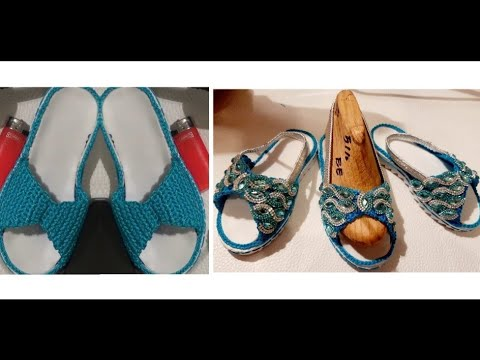 Para RápidoCrochet Fácil Crochet Zapatos A Muy Niña Y Tejidos eu cKJTFl13