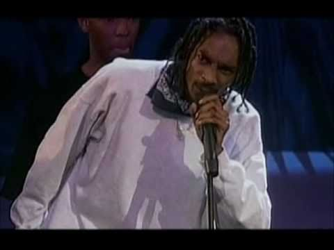Snoop Dogg at the 1995 Source Awards