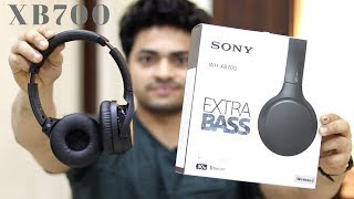 Sony WH-XB700 Bluetooth Headphones | Best Bluetooth Headphones | Tech Unboxing