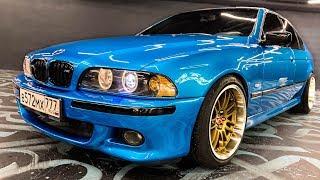 600К в старую BMW - ТАЧКА на ПРОКАЧКУ #9