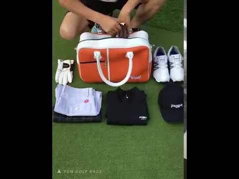 c6207d701db9 PGM Golf Boston Bag duffel bag YWB017