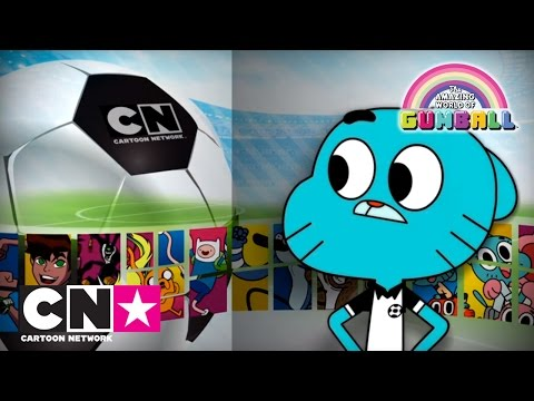 Interview with Gumball | The Amazing World of Gumball | Cartoon Network