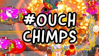 #OUCH CHIMPS 8.1 with PERMASPIKE!