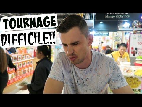 Tournage Difficile en Thaïlande :(