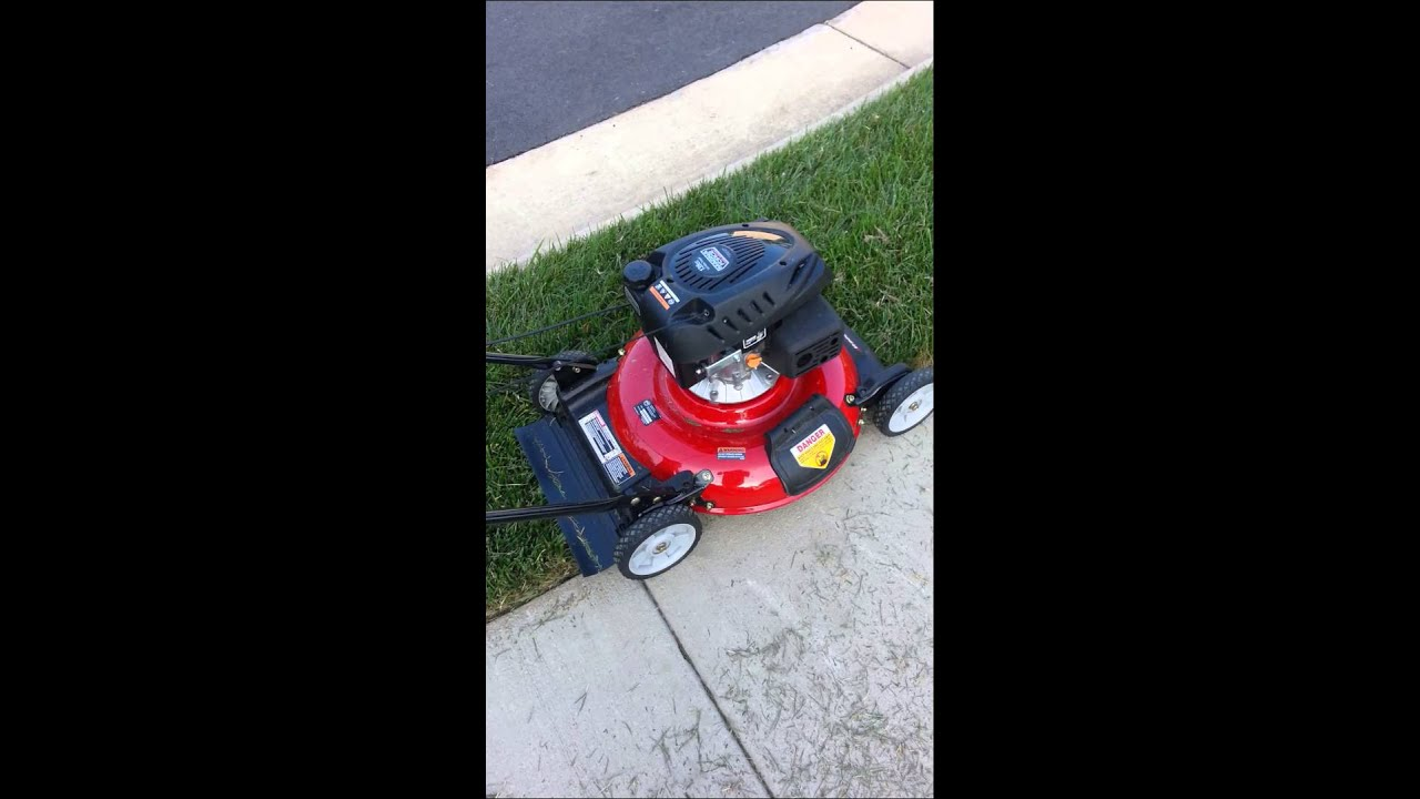 Southland 21 In  139 Cc Walk Behind Push Gas Lawn Mower