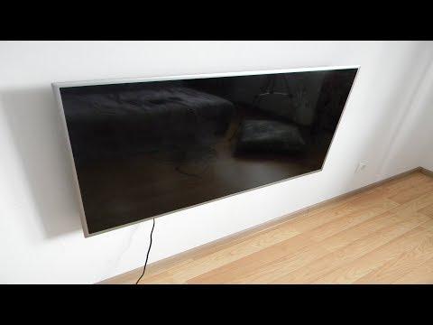 Установка на кронштейн телевизора Samsung UE49K5550AU