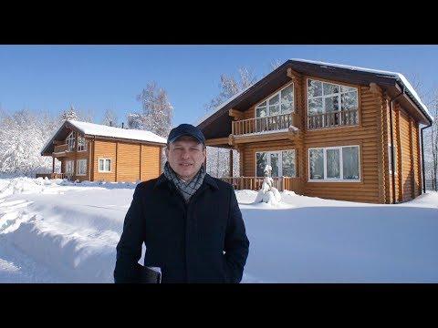 Редкое предложение! Бюджетный деревянный дом в элитном поселке Ваутутинки на Калужском шоссе
