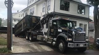 Skinner Demo & Disposal R13 ~ Mack Granite American Rolloff