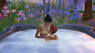 Download Video The Sims 4: Hot Tub Woohoo MP3 3GP MP4