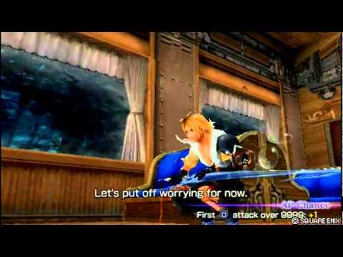 Dissidia 012 Duodecim Final Fantasy Vs Tidus Encounter Quotes