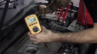 2009 Volkswagen Passat 2.0T- Battery Light On, Charging System Issue thumbnail