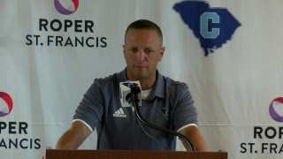 The Citadel Football | Media Day Press Conference 8/18/18