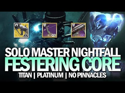 Destiny - Solo Fallen SABER Nightfall - November 22, 2016 - Weekly Nightfall Solo from YouTube · Duration:  15 minutes 26 seconds