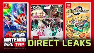 Direct Leaks! | Nintendo Wiretap