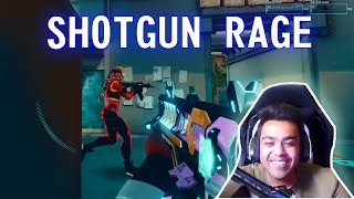 TROLLING OPPONENTS WITH SHOTGUN