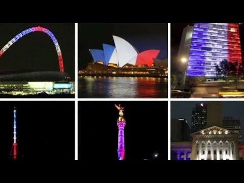Paris under attack: The world reacts