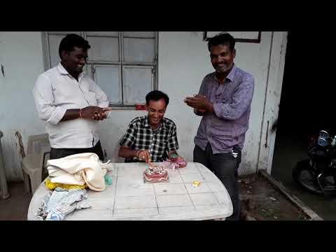My birthday celebrations with my friends