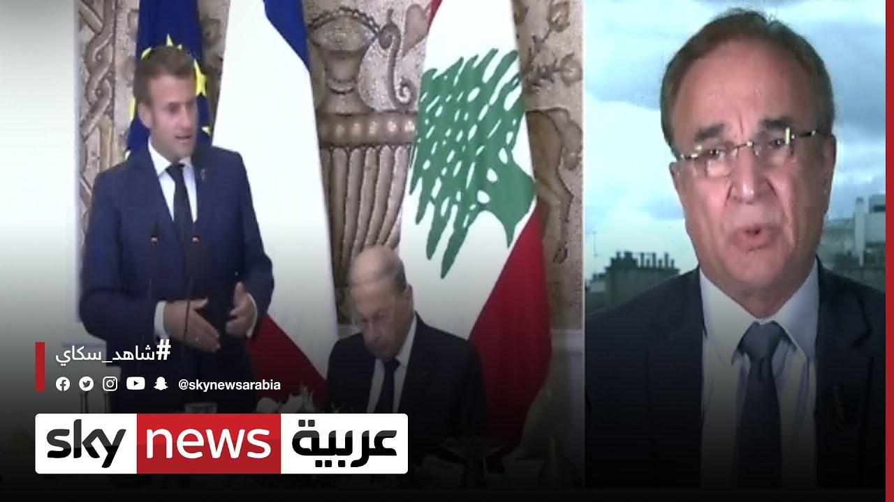 محمد كلش: الاتحاد الاوروبي يحاول دفع الطبقة السياسية اللبنانية للقيام بواجباتها  - نشر قبل 12 ساعة