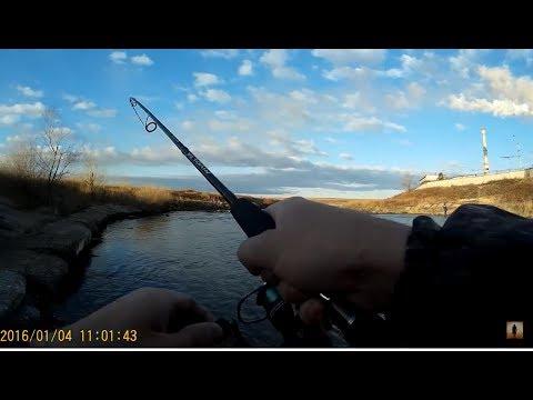 экшн камера на рыбалке