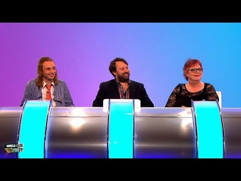 Jo Brand's birthday meal for her husband  Would I Lie to You? HD CC