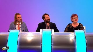 Jo Brand's birthday meal for her husband - Would I Lie to You? [HD] [CC]