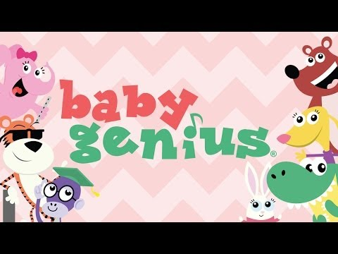 Baby Genius: Nursery Song | No More Monkeys Jumping On The Bed