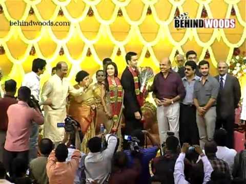 Soundarya Rajinikanth Wedding Reception - Part 2