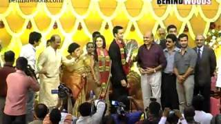 Soundarya Rajinikanth Wedding Reception - Part 2