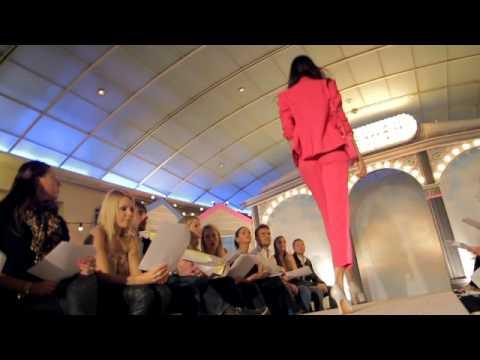 Harvey Nichols Spring/Summer 2012 Fashion Show