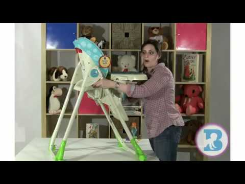 ‪Fisher Price Precious Planet High Chair‬‏   YouTube
