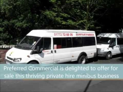 3422 - Re-Locatable Private Hire Business In Preston Lancashire For Sale