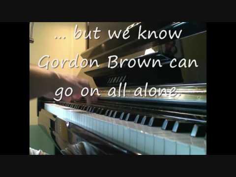 The Gordon Brown Song