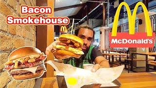 Baixar Experimentando: Novo Bacon Smokehouse do McDonald's   Colornicornio