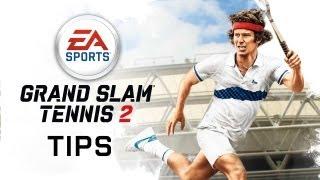 EA SPORTS Grand Slam® Tennis 2 - Offensive Baseline Expert Tips