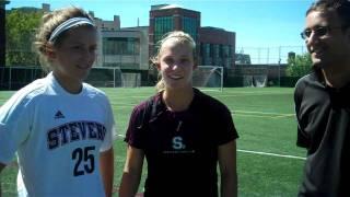 Post-game Interview: Katria Misilo & Bridgette Barden