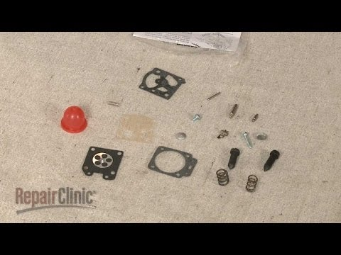Carburetor Rebuild Kit - Weed Eater Edger