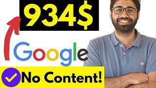 ¡Gana $937 al Mes con Google Sin Escribir Contenido! [Curso gratuito completo]