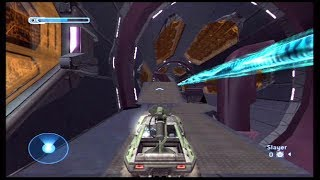 Halo 2 - The Warthog Run That Never Came To Be