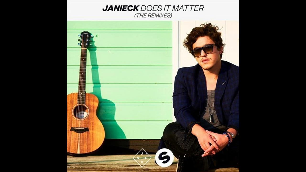 Download Janieck - Does It Matter (Denis First & Reznikov Remix)