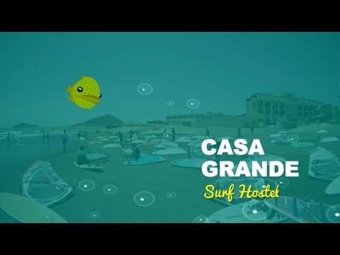 Promotional video #0 for Casa Grande Surf Hostel