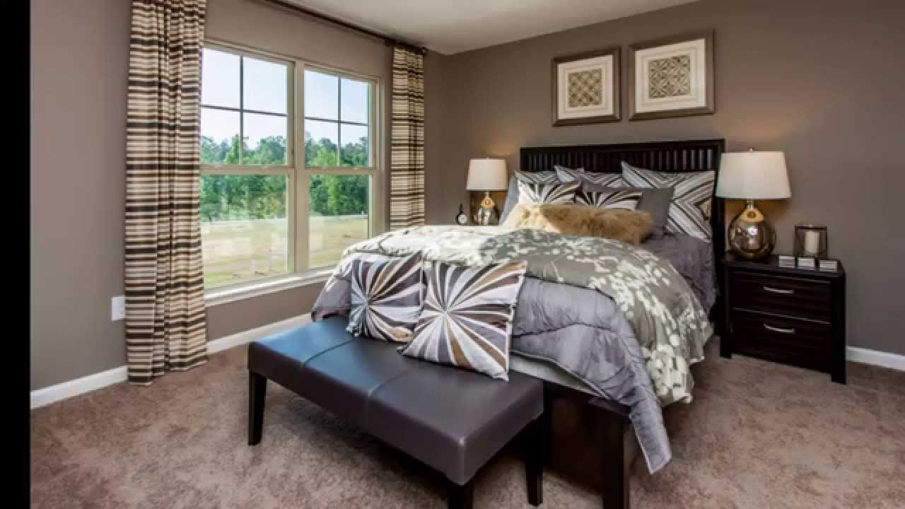 townes at brier creek crossingpulte homes - youtube