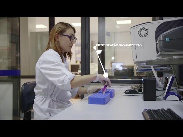 Laboratório - Centro Médico da Praça