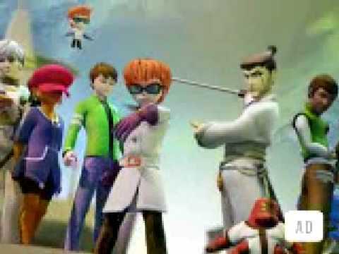 Fusion Fall- Cartoon Network Universe