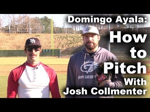 How to Pitch When You Don't Throw 95+ with Domingo Ayala and Josh Collmenter