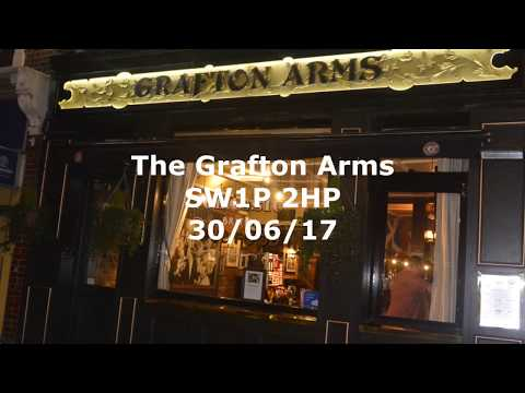 The Grafton Arms SW1P 2HP Karaoke Highlights from 30/06/17